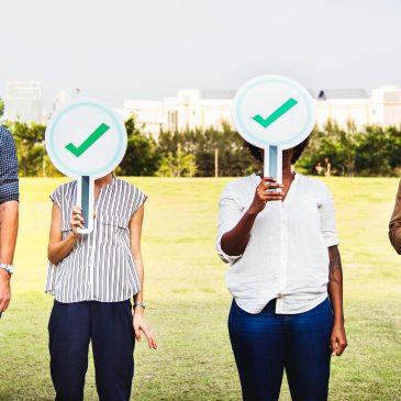 Umfrage: Was Sie als Bürger wollen