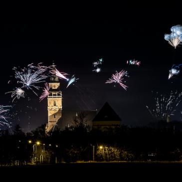 BLU wünscht ein Gesundes Neues Jahr 2019
