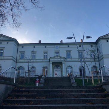 Umfrage: Bahnhofsgebäude Bad Langensalza