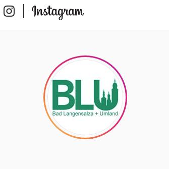 BLU ist jetzt auf Instagram