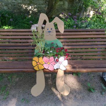 BLU beteiligt sich am Frühjahrsputz in Bad Langensalza