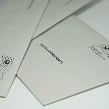 BLU informiert: Briefwahl ausfüllen – Wie geht das?