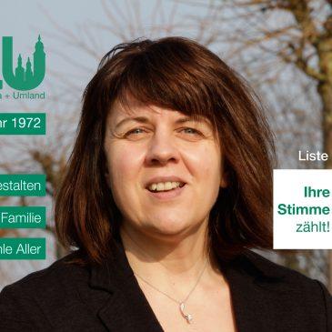 Kandidatenvorstellung: Judith Siebert (Platz 6)