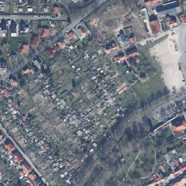 """Kleingartenanlage """"Am Volkspark"""" kann durch Antrag der Fraktionen BLU und WIR noch als Wohnbaufläche gestrichen werden"""