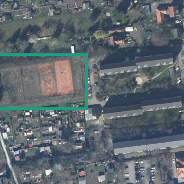 """Ehemalige """"Tennisplätze"""" an der Klopstockstraße werden auf Antrag der BLU als dringend benötigte Wohnbaufläche festgeschrieben"""